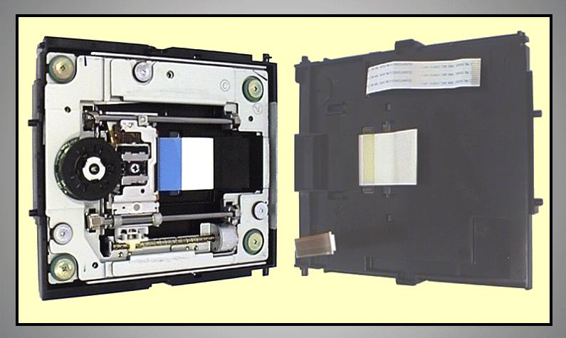 DVD-RAM LASER DRIVE PANASONIC RAF3160A PC-UP699/ASSY