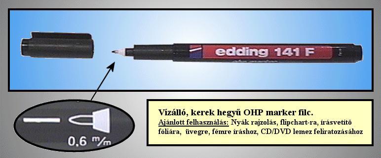 Nyák toll 0.6mm PPE-PEN010/0.6 -
