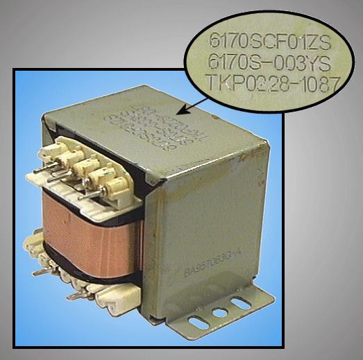 TRAFO 230V LG 6170S-0003YS TRAFO 089