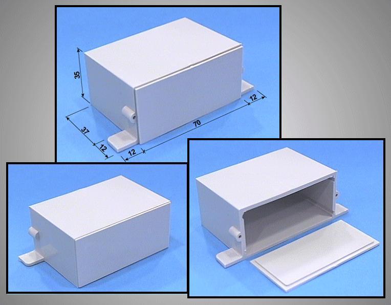 UNIVERSAL BOX 70x50x35mm BOX KM34/1