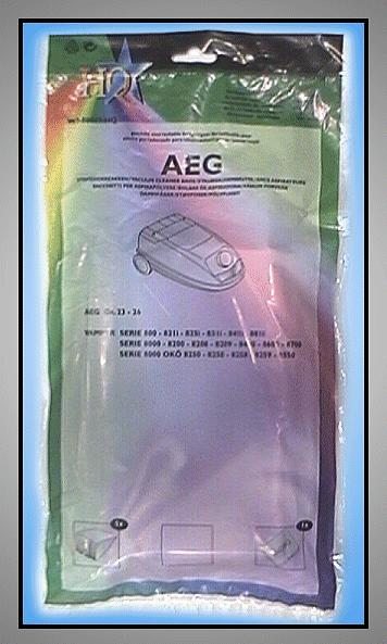 Porszívó papír porzsák 5db+1 Tipe:GR23 W7-00405