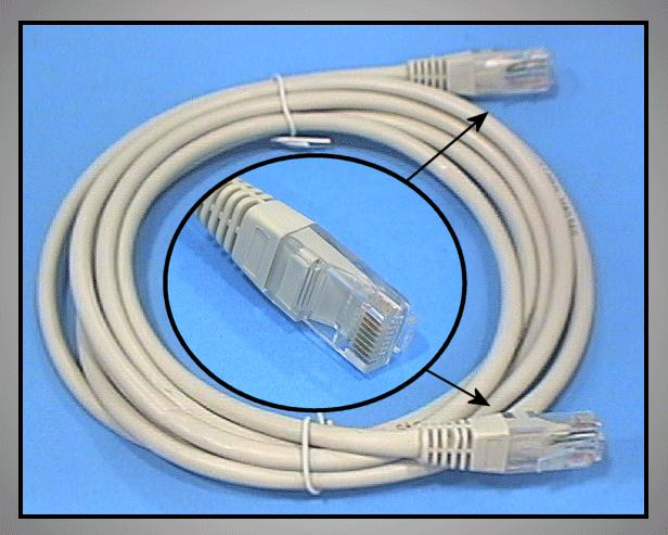 CAT5E UTP patch kábel 2m 8p. CABLE UTP/02E
