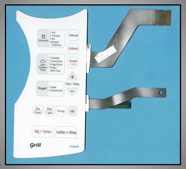 Kezelőegység Samsung CE283GN MW-CONTROL 071