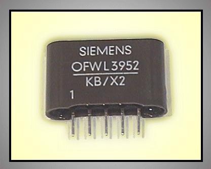KF hullámszűrő 32.7MHz OFWL3952