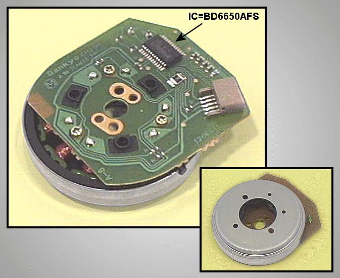 DRUM MOTOR (stator)4680RB0001A VA15356