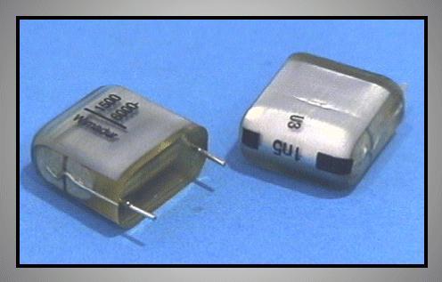 Kondenzátor 1.5nF 6000V Polyprop FKP1 C 1N5 6000V15