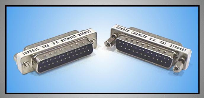 RS232 MINI fordító.25-25p dugó-dugó GCM-25M25M