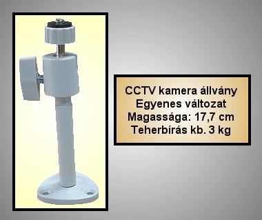 BIZTONSÁGI Kamera tartó Max: 3Kg //SEC. HC 003