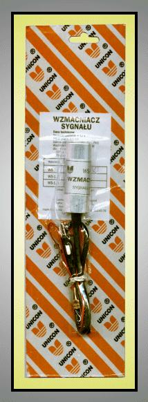 Autó antenna erősítő, AM-FM 12V 3,5mA CSAT-CAR0451