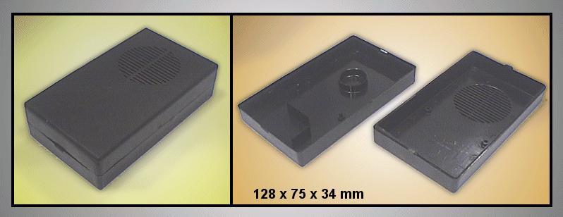 UNIVERSAL BOX 130 x75x34mm BOX KM37
