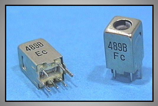 SECAM harangszűrő tekercs 150-489B