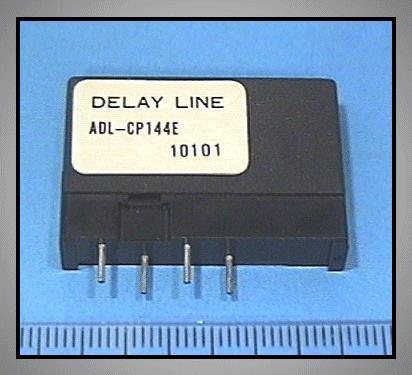DELAY LINE (64uS) ADL-CP144E 175-001C