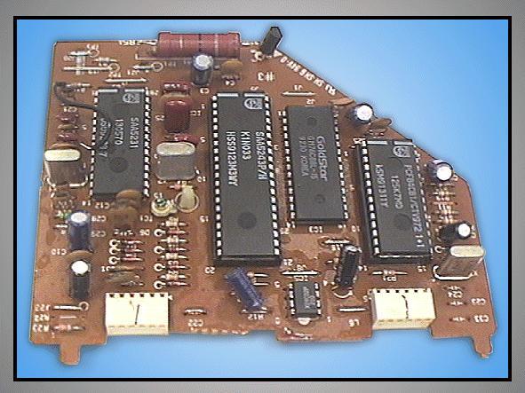 PCB ASSY TXT PC04A FAST 110-M79C