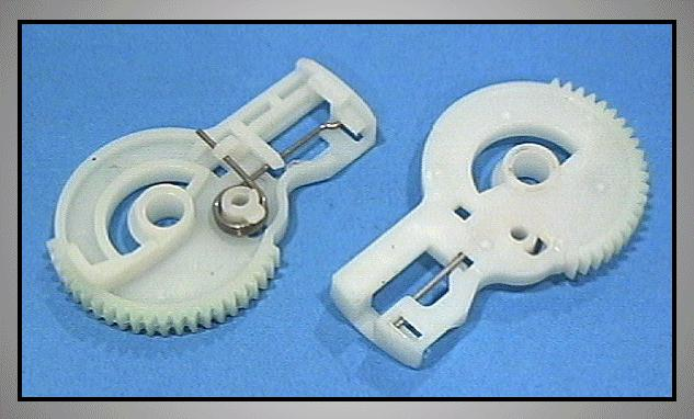 CASSETTE GEAR ARM (L) GHV-1290 435-128A
