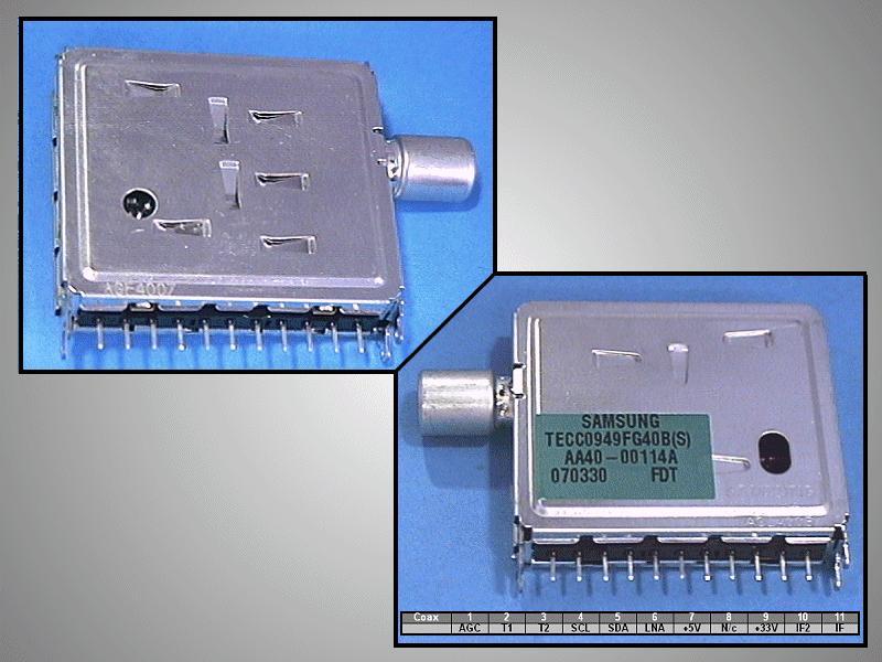 TV TUNER TECC0949FG40B(S) TUNER 004/5