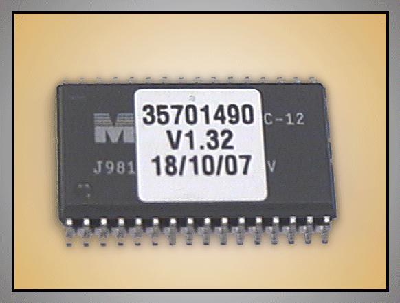 FIELD MEMORY, VERSION 1.32 32TSOP 35701490