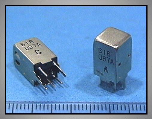 Szűrő HPF 1.5MHZ R-C400 616-087A