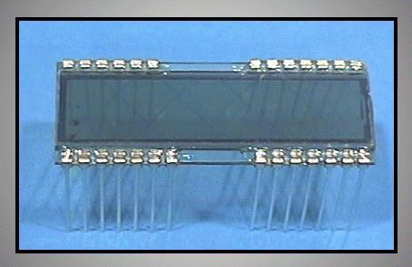 LCD CD DISPLAY 12x46mm 12339-104-660 LCD 0102