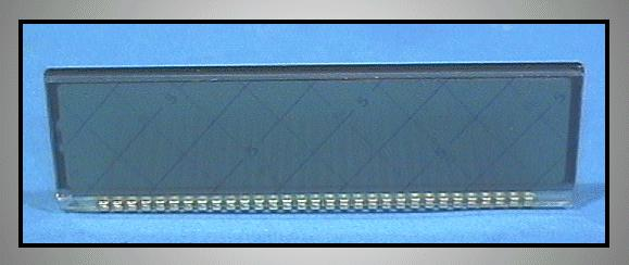 LCD CD DISPLAY 22x72mm LE-0646AP MAX-330 LCD 0103