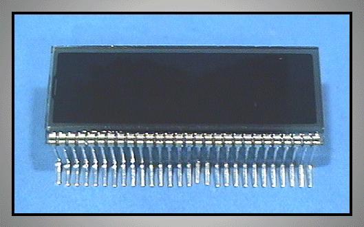 LCD AUTO RADIO DISPLAY Q4200 LCD 0300