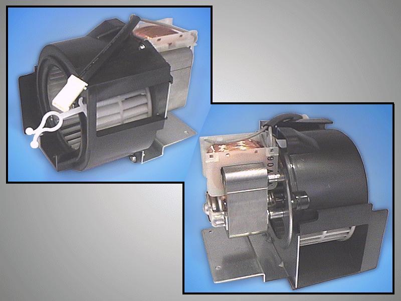 Ventilátor motor VAC 25W A490W3030GPR MW-M250