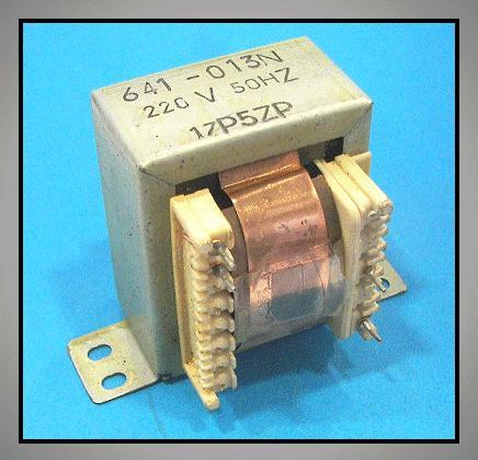 POWER TRANSFIRMER 220V 641-013N