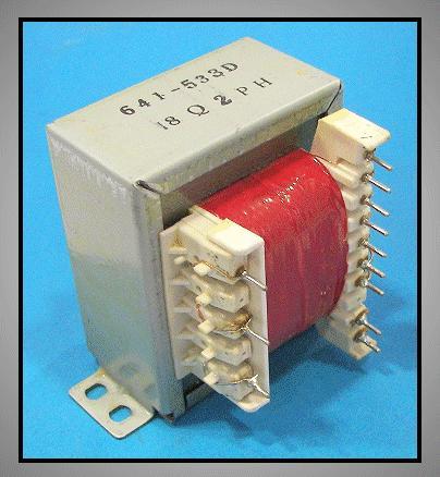 TRANSFORMER 220V RC20S 641-033D