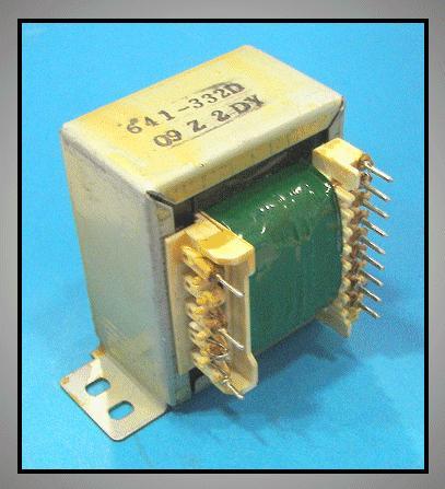 TRANSFORMER 220V RG-20W 641-332D