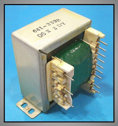 TRANSFORMER 220V RC400W 641-333B
