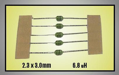INDUCTOR 6.8uH 2.3x3.4mm 0LA0681K119