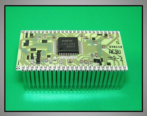 SAMSUNG HYBRID IC. VK-300..350 SVH350T