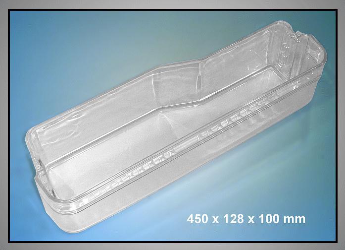 Hűtőajtóba középsö rekesz W8-DA6320175A