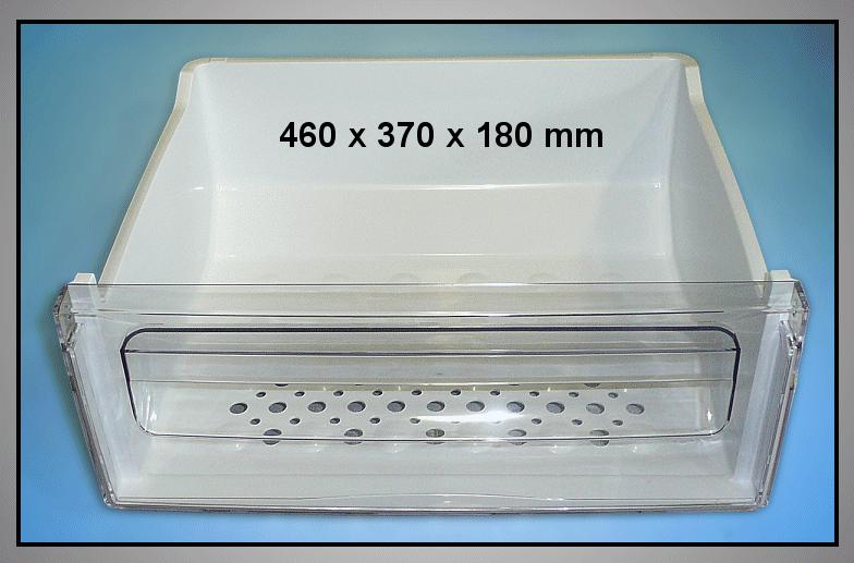 Fagyasztó fiók / középső / W8-DA9704127A -