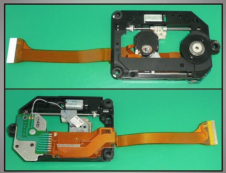 CD LASER SONY KSS-360A PC-UP640-ASSY