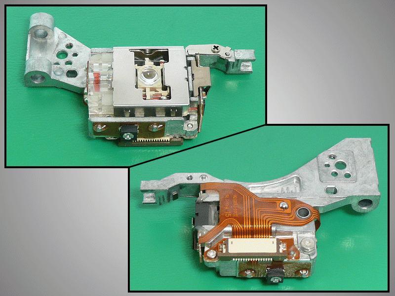 CD LASER JVC  OPTIMA 725 PC-UP711
