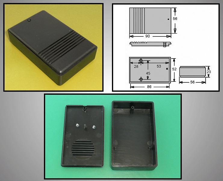 UNIVERSAL BOX 90x57x23mm BOX KM37R