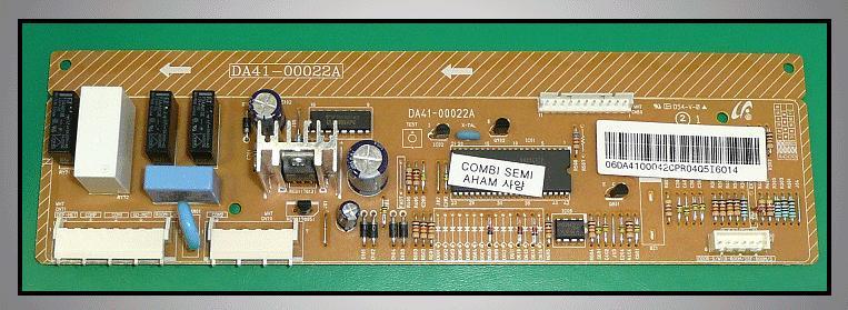 Vezérlőpanel W8-DA4100042C