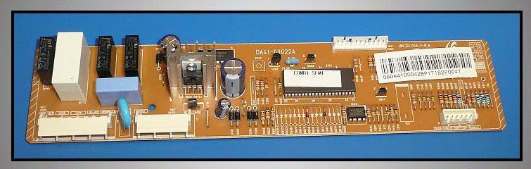 Vezérlőpanel W8-DA4100042B