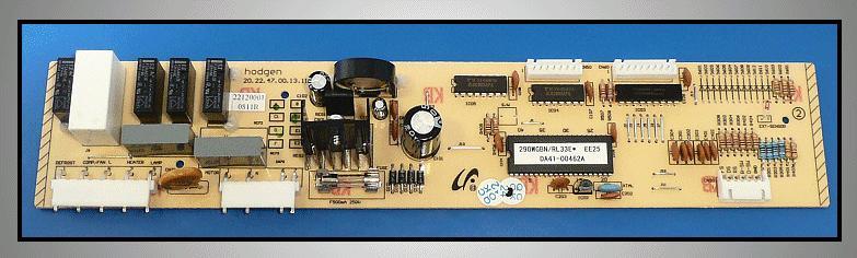 Vezérlőpanel W8-DA4100462A