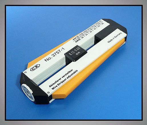 PREC.STRIPPER 0.12-0.40mm CK-3757/1
