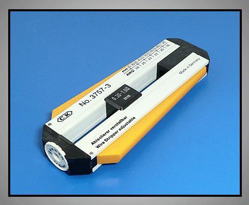 PREC.STRIPPER 0.30-1.00mm CK-3757/3
