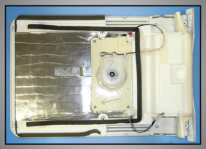 Hűtőoldali Evaporator W8-DA9701419M