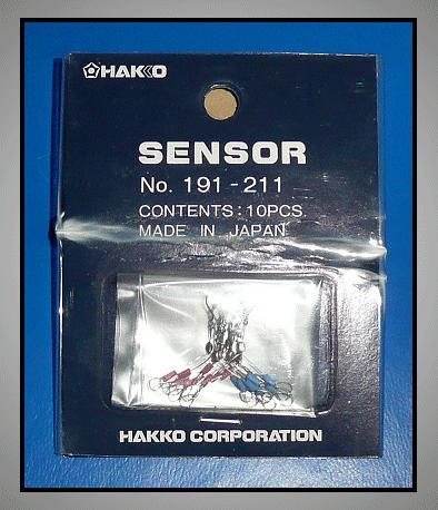 Hőmérséklet érzékelő (10 db) HK-191-211