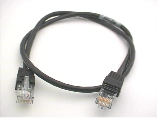 CAT5 UTP patch kábel 0.6m 8p. CU CABLE UTP/006