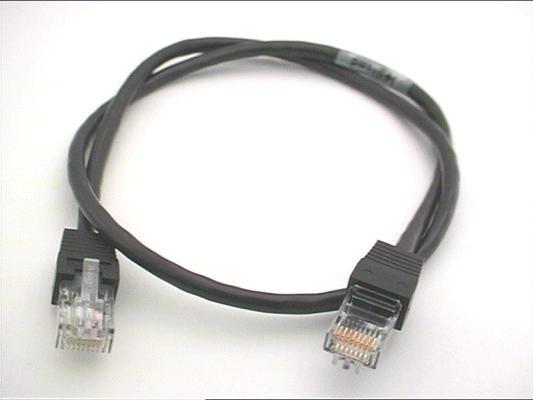 Cat.5 UTP patch kábel 0.6m 8p. CU CABLE UTP/006