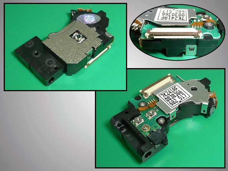 DVD LASER SANYO PVR-802W PC-UP892