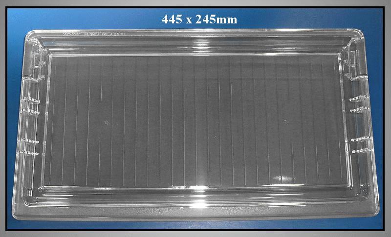Hűtő fagyasztóban lévő polc W8-DA6720167C