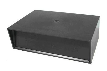 UNIVERSAL BOX 150x110x50mm fekete BOX KM50