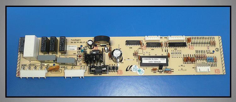 Vezérlőpanel W8-DA4100462B