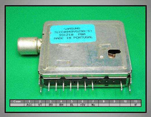 TV TUNER TECC0949VG29A Hyper TUNER 004-S44
